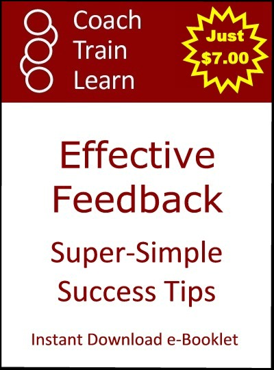Effective Feedback Super-Simple Success Tips