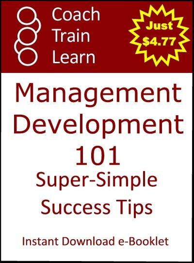 Management Development 101 Tips